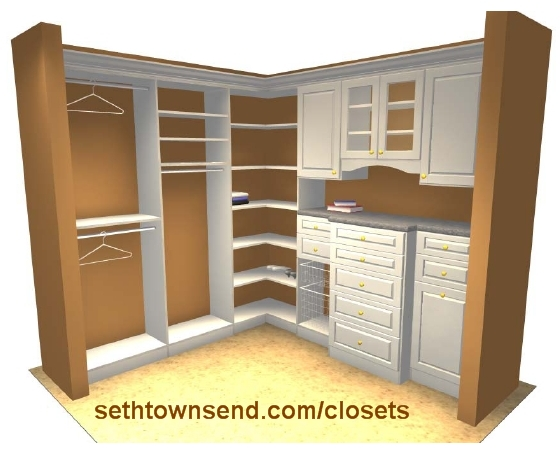 Seth Townsend Custom Closets Marietta Atlanta