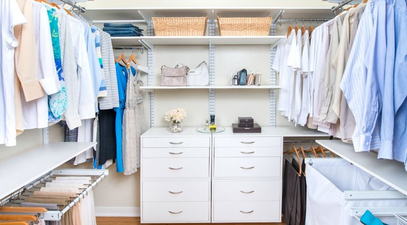 Get Freedom Rail closet systems in Cobb County.