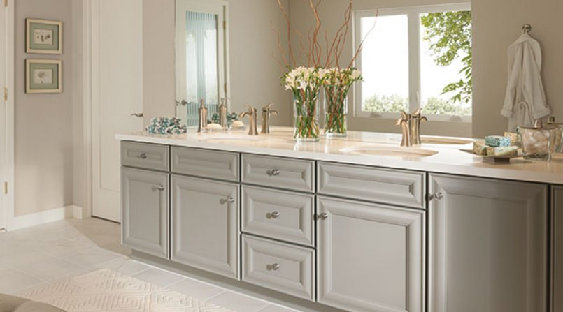 Find Kemper bathroom cabinets and vanities in East Cobb and Marietta GA.