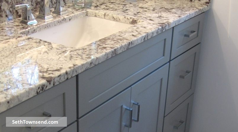 Marietta bathroom vanities and cabinets.