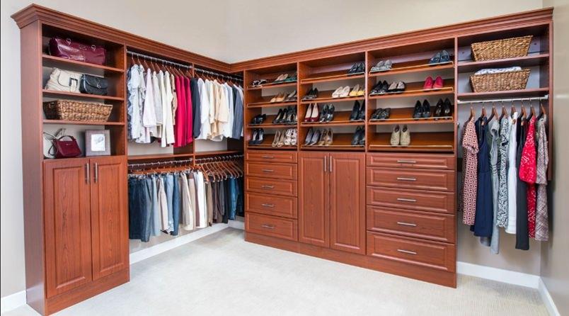Marietta custom closet systems.