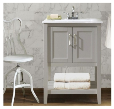 Beautiful bathroom vanities from Legion Furniture.