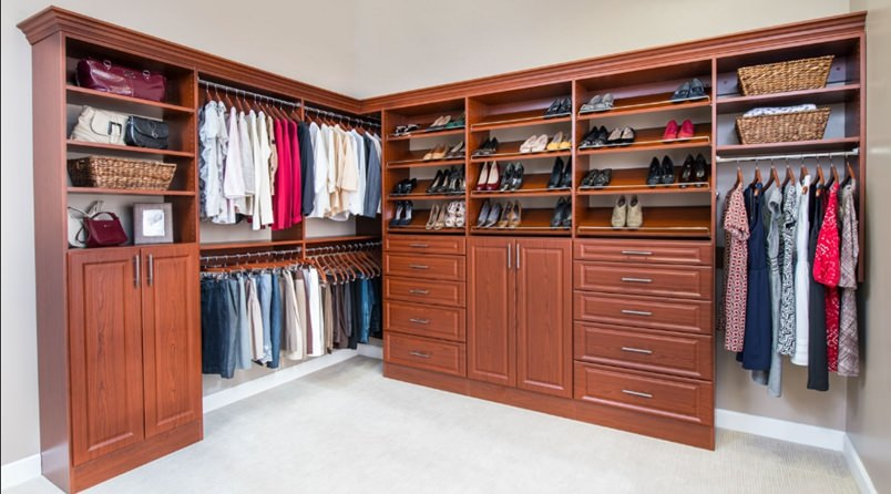 Closet Design Just For You .